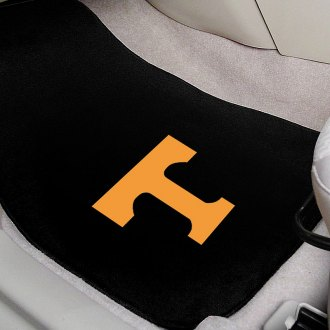 FanMats® - University of Tennessee Logo on Embroidered Floor Mats
