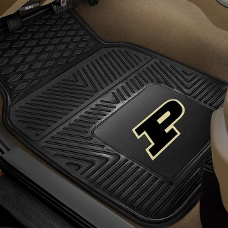 FanMats® - Universal Fit Heavy Duty Vinyl Mats (College, Indiana, Purdue University)
