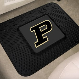 FanMats® - Universal Fit Heavy Duty Vinyl Mat (College, Indiana, Purdue University)