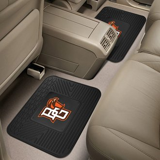 FanMats® - Universal Fit Heavy Duty Vinyl Mats (College, Ohio, Bowling Green State University)