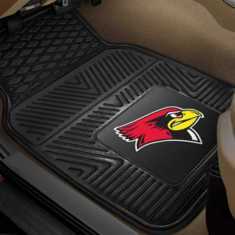 FanMats® - 1st Row Collegiate Heavy Duty Vinyl Car Mats with Illinois State University Logo