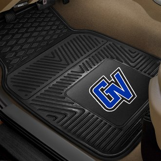 FanMats® - 1st Row Collegiate Heavy Duty Vinyl Car Mats with Grand Valley State University Logo
