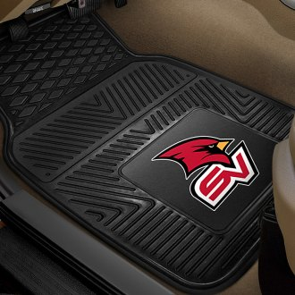 FanMats® - Universal Fit Heavy Duty Vinyl Mats (College, Michigan, Saginaw Valley State University)