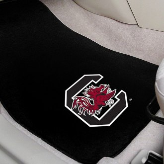 FanMats® - University of South Carolina Logo on Embroidered Floor Mats