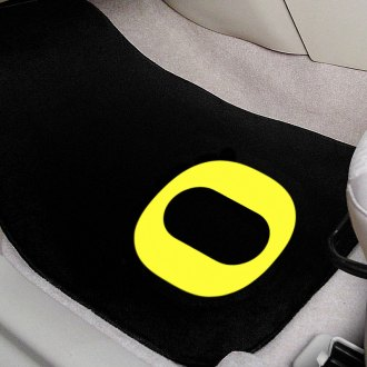 FanMats® - University of Oregon Logo on Embroidered Floor Mats