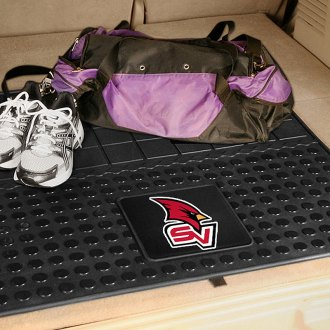 FanMats® - Universal Fit Heavy Duty Vinyl Cargo Mat (College, Michigan, Saginaw Valley State University)