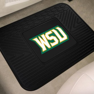 FanMats® - Universal Fit Heavy Duty Vinyl Mat (College, Ohio, Wright State University)