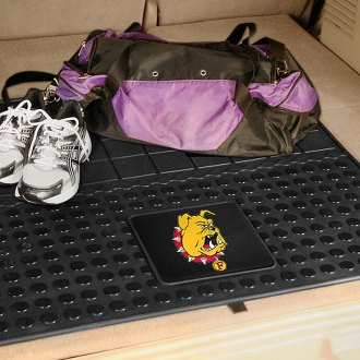 FanMats® - Universal Fit Heavy Duty Vinyl Cargo Mat (College, Michigan, Ferris State University)