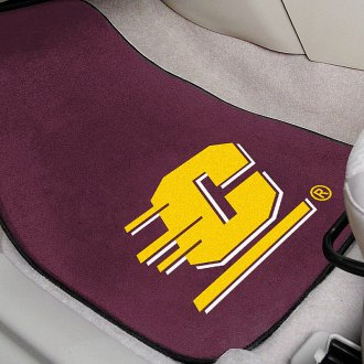 FanMats® - Universal Fit Carpet Car Mats (College, Michigan)