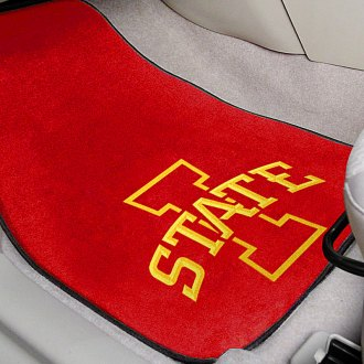 FanMats® - Universal Fit Carpet Car Mats (College, Iowa)