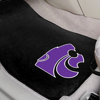 FanMats® - Universal Fit Carpet Car Mats (College, Kansas)