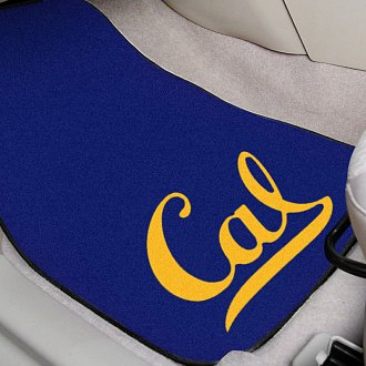 FanMats® - Universal Fit Carpet Car Mats (College, California)