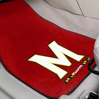 FanMats® - Universal Fit Carpet Car Mats (College, Maryland)
