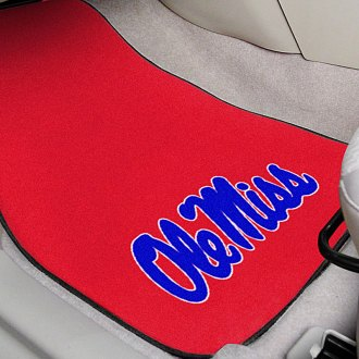 FanMats® - Universal Fit Carpet Car Mats (College, Mississippi)