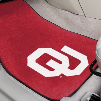 FanMats® - Universal Fit Carpet Car Mats (College, Oklahoma)