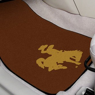FanMats® - Universal Fit Carpet Car Mats (College, Wyoming)