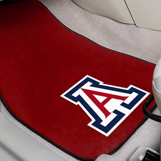 FanMats® - Universal Fit Carpet Car Mats (College, Arizona)