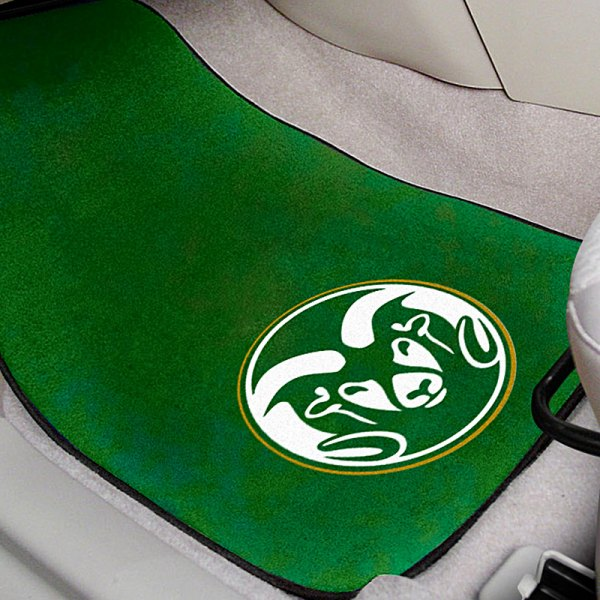 FanMats® Colorado State University - Ram Logo on Collegiate Carpet Mats