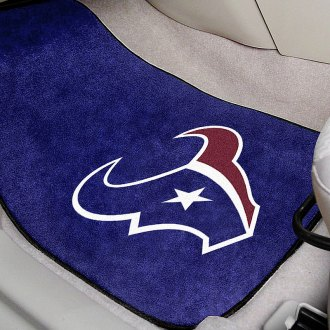 FanMats® - Universal Fit Carpet Car Mats (Sports, NFL)