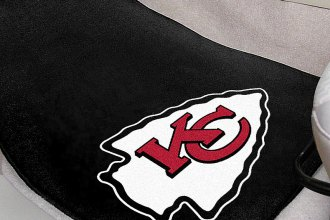 FanMats® Kansas City Chiefs Logo on Sport Team Carpet Mats