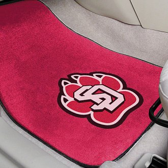 FanMats® - Universal Fit Carpet Car Mats (College, South Dakota)