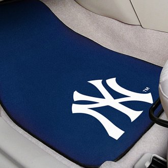 FanMats® - Universal Fit Carpet Car Mats (Sports, MLB)