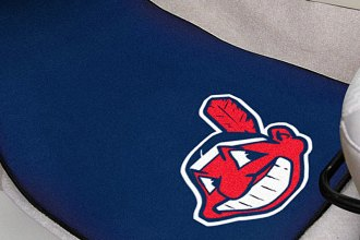 FanMats® Cleveland Indians Logo on Sport Team Carpet Mats