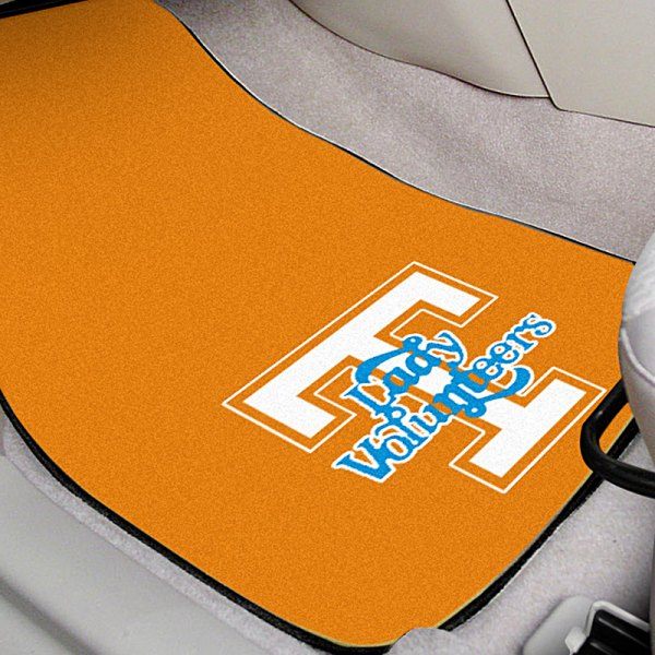FanMats® University of Tennessee - Lady Vols Logo on Collegiate Carpet Mats