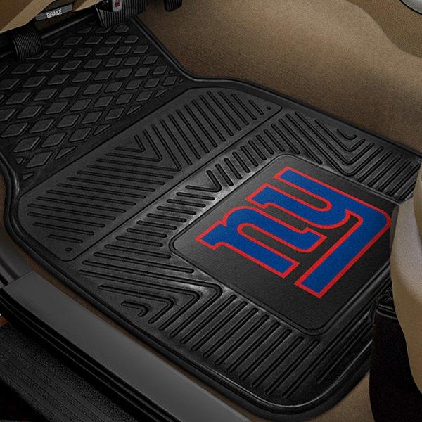 FANMATS NFL Buffalo Bills Vinyl Heavy Duty Car Mat
