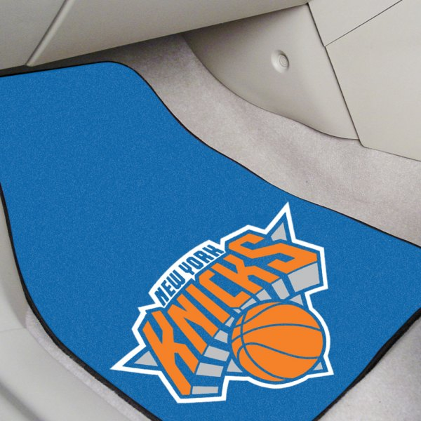 FanMats® New York Knicks Logo on Sport Team Carpet Mats