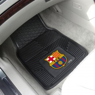 FanMats® - Soccer Team Heavy Duty Vinyl Car Mats