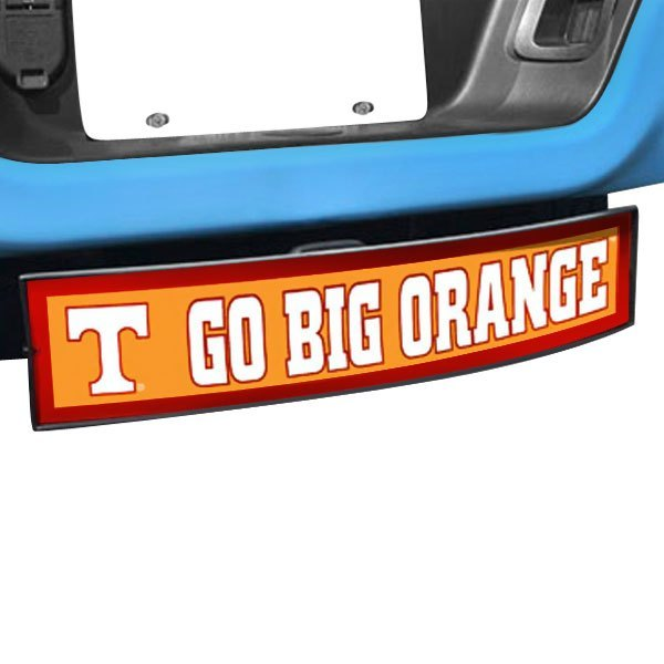 FanMats® 20084 - Light Up College Hitch Cover with University of Tennessee  with Go Big Orange Logo for 2
