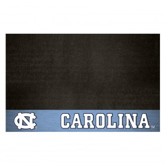 FanMats® - University of North Carolina - Chapel Hill - NC Logo on Vinyl Grill Mat