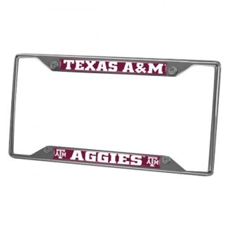 FanMats® - Collegiate License Plate Frame