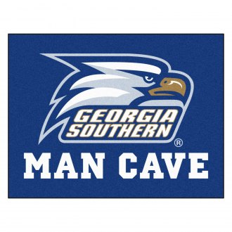 FanMats® - Georgia Southern University Logo on Man Cave All-Star Floor Mat