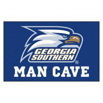 FanMats® - Georgia Southern University Logo on Man Cave UltiMat Floor Mat