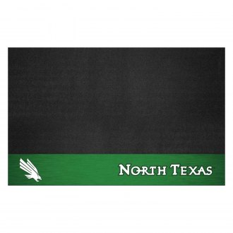 FanMats® - University of North Texas Logo on Vinyl Grill Mat