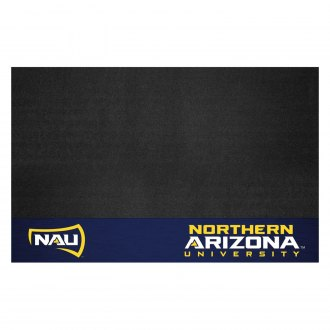 FanMats® - Northern Arizona University Logo on Vinyl Grill Mat