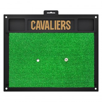 FanMats® - Cleveland Cavaliers Logo on Golf Hitting Mat