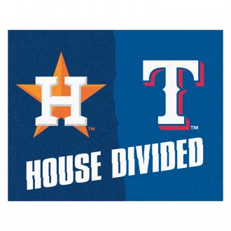 FanMats® - MLB House Divided Floor Mats