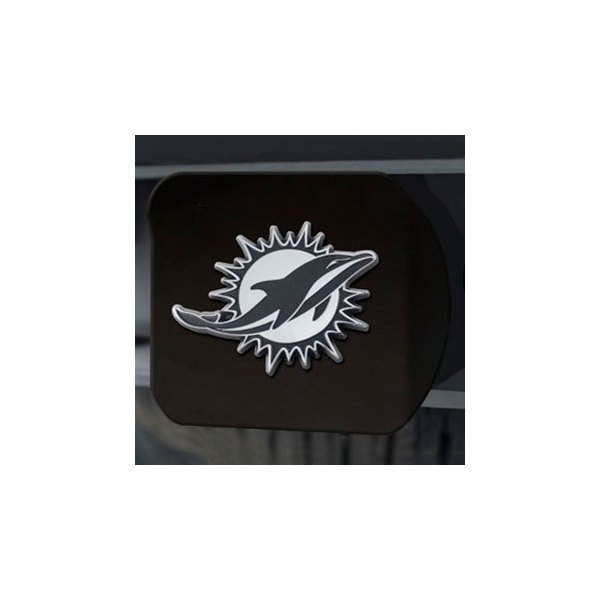 Miami Dolphins FANMATS 21555 Hitch Cover