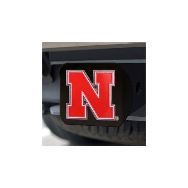 University of Nebraska Hitch Cover