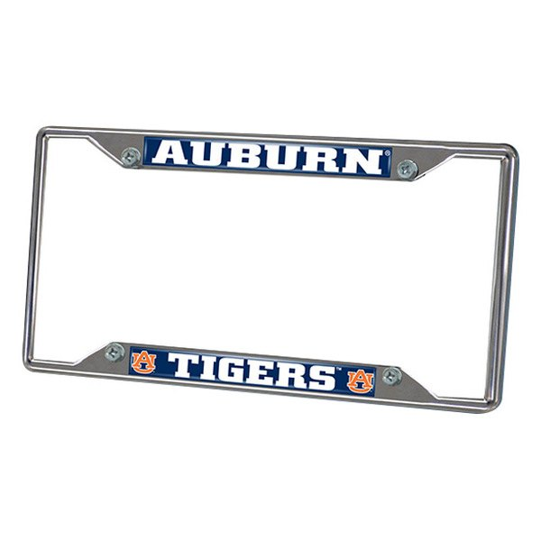 FanMats® - Frame License Plate (College, Alabama, Auburn University)