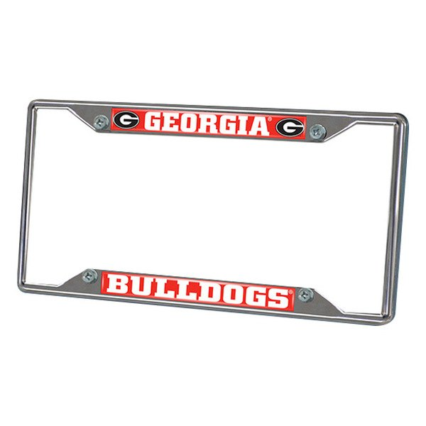 FanMats® - Frame License Plate (College, Georgia, University of Georgia)