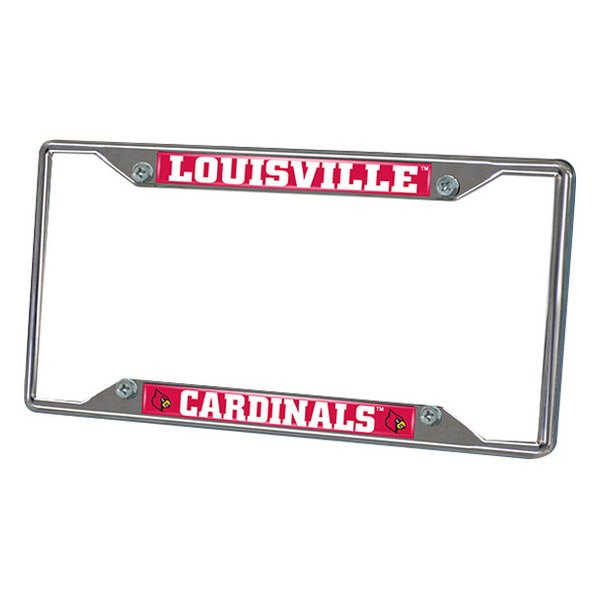 FanMats® - Frame License Plate (College, Kentucky, University of Louisville)