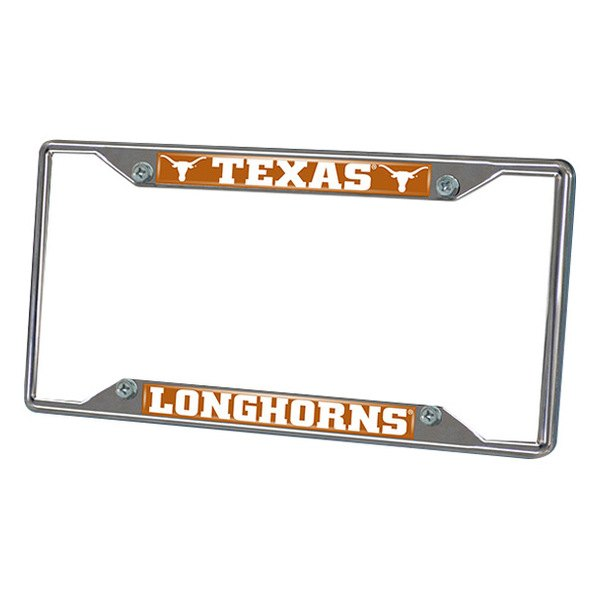 FanMats® - Frame License Plate (College, Texas, University of Texas)