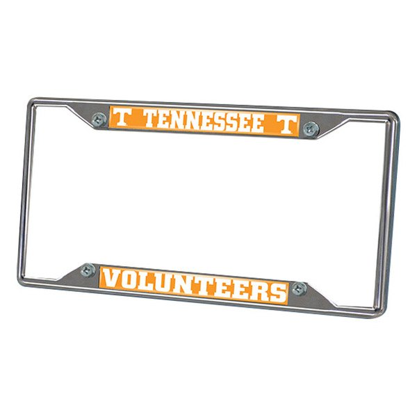 FanMats® - Frame License Plate (College, Tennessee, University of Tennessee)