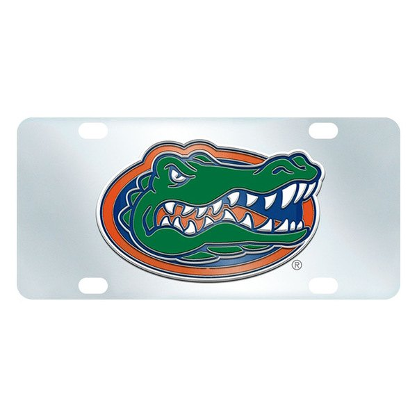 FanMats® - Inlaid License Plate (College, Florida, University of Florida)