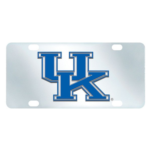 FanMats® - Inlaid License Plate (College, Kentucky, University of Kentucky)