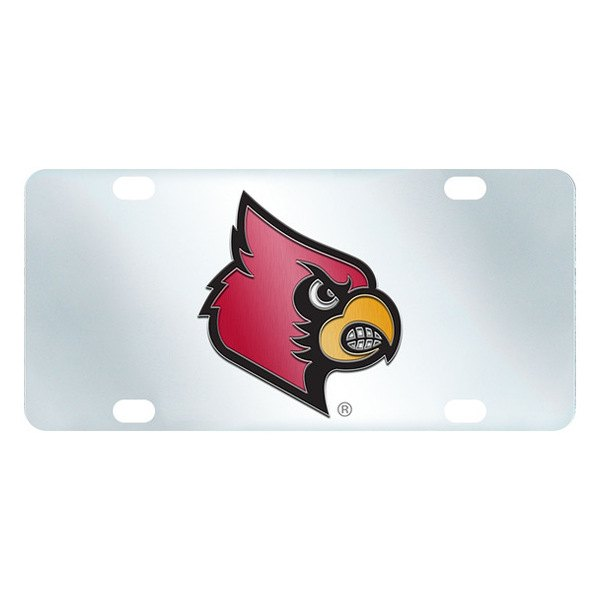 FanMats® - Inlaid License Plate (College, Kentucky, University of Louisville)